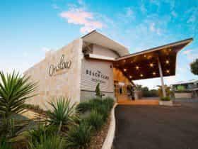 Onslow Beach Resort, Onslow, Western Australia