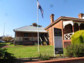 Bridgetown Police Station Museum 1880, Bridgetown, Western Australia