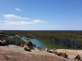 Burra Rock Conservaton Park, Londonberry, Western Australia