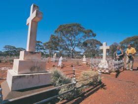 Coolgardie Historical Cemetery, Coolgardie, Western Australia