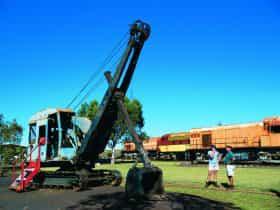 Don Rhodes Mining Museum, Porth Hedland, Western Australia