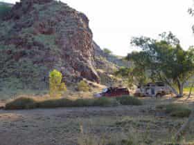 Doolena Gorge, Marble Bar, Western Australia