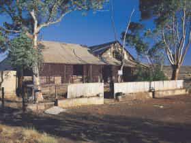 Gwalia Historical Museum, Leonora, Western Australia
