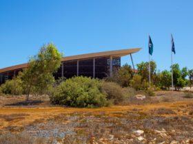 Gwoonwardu Mia Gascoyne Aboriginal Heritage and Cultural Centre, Carnarvon, Western Australia