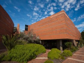 John Curtain Gallery, Crawley, Western Australia