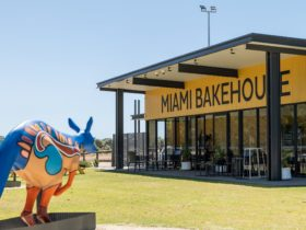 Miami Bakehouse Western Australia things to do with kids Pies and Kangaroos KangaART Myalup Cafe
