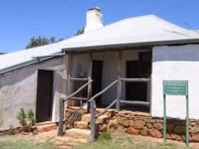 Mangowine Homestead, Nungarin, Western Australia