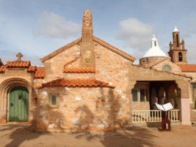 Monsignor J.C. Hawes Priest House Museum, Mullewa, Western Australia