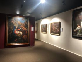New Norcia Museum and Art Gallery, New Norcia, Western Australia