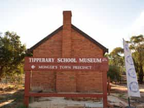 Old Sandalwood Yards and Tipperary School Museum, York, Western Australia