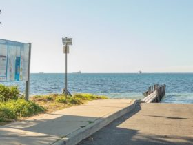 Palm Beach Boat Ramp (West)