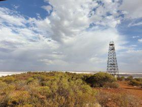 Red Hill Circuit Trail Lookout, Kambalda, Western Australia