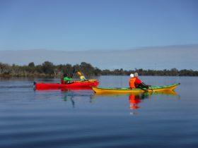 Serpentine River Paddling Trail, Mandurah, Western Australia