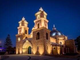 St Francis Xavier Cathedral, Geraldton, Western Australia