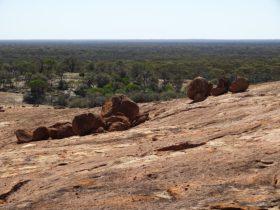 Victoria Rock, Western Australia