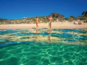 Yallingup Beach, Yallingup, Western Australia