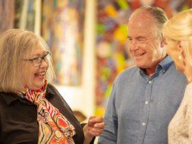 Aboriginal Art Sessions with Dale Tilbrook, Midland, Western Australia