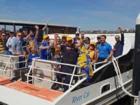 AFL Dine and Cruise, Perth, Western Australia