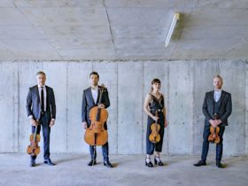 ASQ in Concert with Genevieve Lacey, Perth, Western Australia