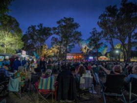 Boyup Brook Country Music Festival, Boyup Brook, Western Australia