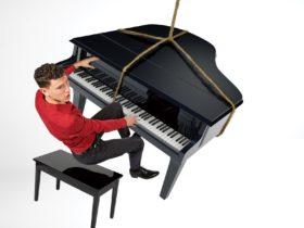 Don't Make Me Play Piano Man, Perth, Western Australia