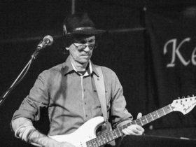 Funky Blues Kerry B Ryan Blues Experience, Perth, Western Australia