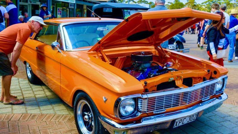 Great Southern Classic Car Show, Denmark, Western Australia