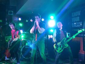 Green Day Tribute - Know Your Enemy, Midland, Western Australia