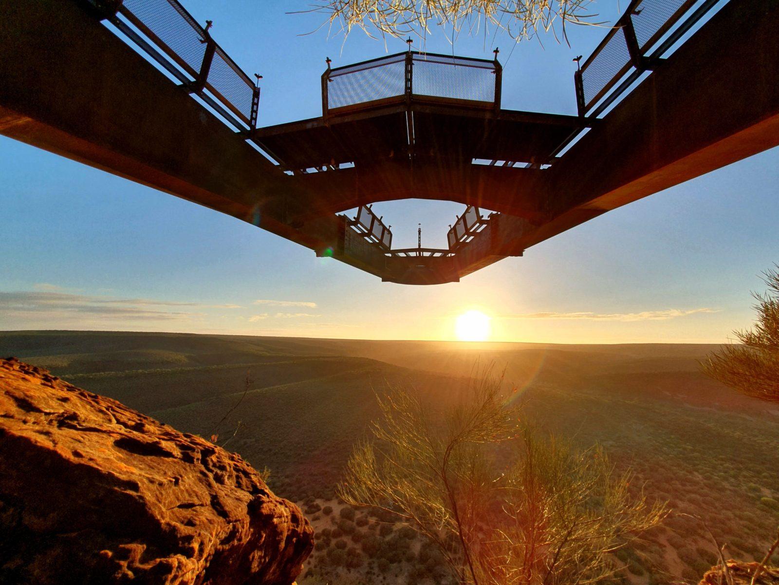 Kalbarri Skywalk Dinner Weekend, Kalbarri, Western Australia