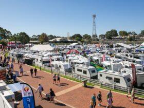 Perth Caravan and Camping Show, Claremont, Western Australia