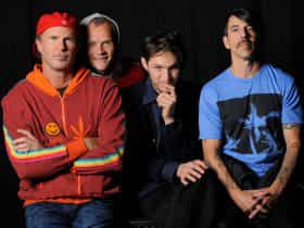 Red Hot Chili Peppers Australia 2019, Perth, Western Australia