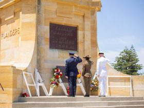 Remembrance Day - Fremantle, Western Australia