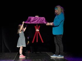 The Greatest Magic Show – Fringe World