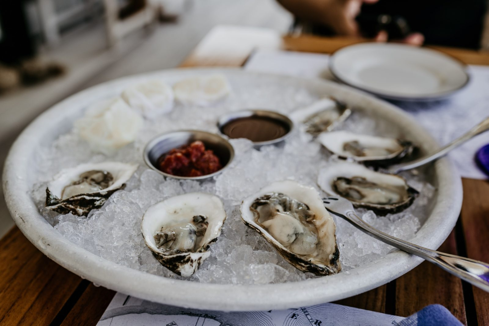 The Left Bank - Oyster and Wine Night, East Fremantle, Western Australia