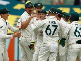Vodafone Ashes Series | Perth Test, Burswood, Western Australia