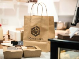 The Honeycake – Perth CBD