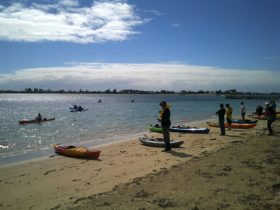Rockingham Kayak Hire, Warnbro, Western Australia