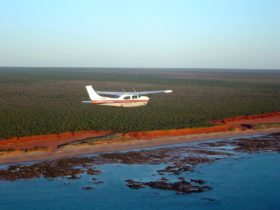 King Leopold Air, Broome, Western Australia