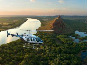 HeliSpirit, Kununurra, Western Australia