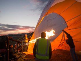 Liberty Balloon Flights Perth (Avon Valley), Northam, Western Australia