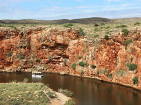 Yardie Creek Boat Tours, Cape Range National Park, Western Australia
