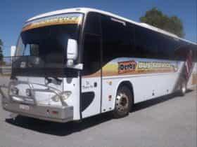 Derby Bus Service, Derby, Western Australia