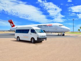 Exmouth Bus Charters, Exmouth, Western Australia