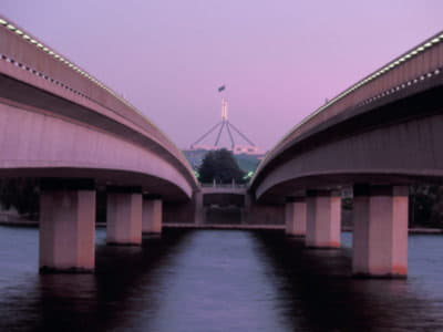 Car Hire and Transport in The Australian Capital Territory